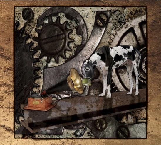 "image which shows F.ormal L.ogic D.ecay - ""His Master's Void"" album (artwork by Luigi Maria Mennella)"