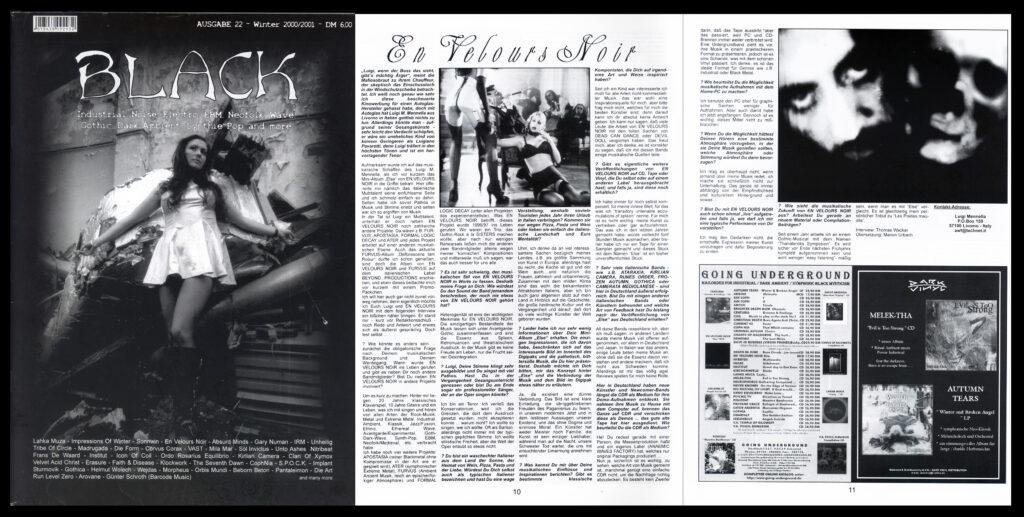 interview EVN Black Magazine opt